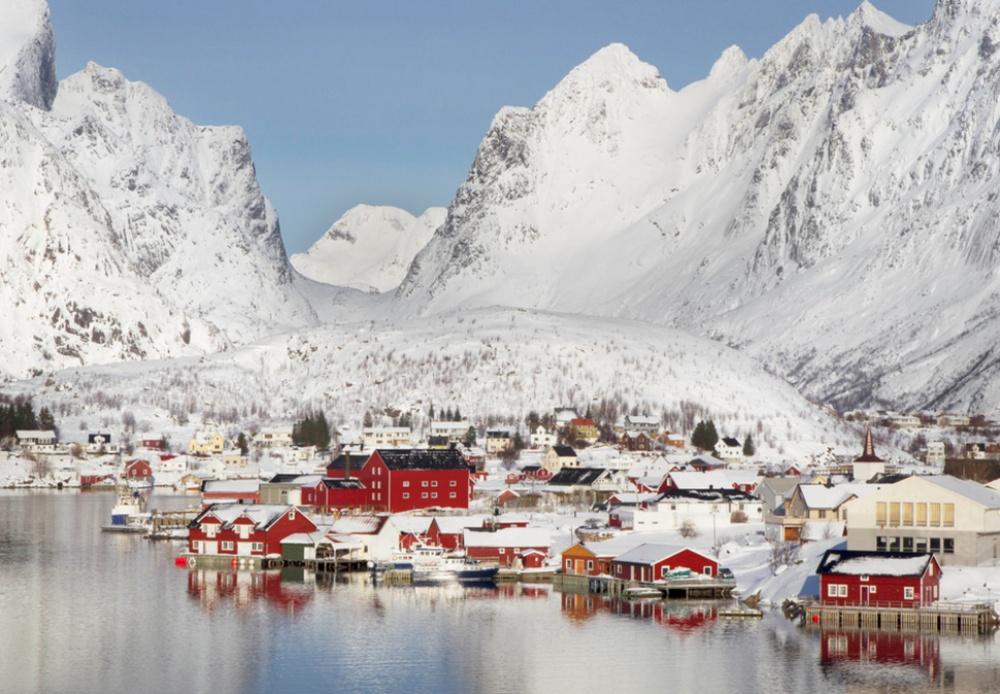 Картинки зима в скандинавии
