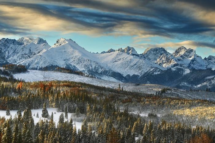 Горы Татры