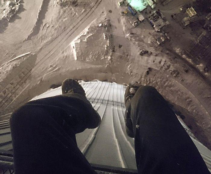 Руферы на Ленинградской АЭС