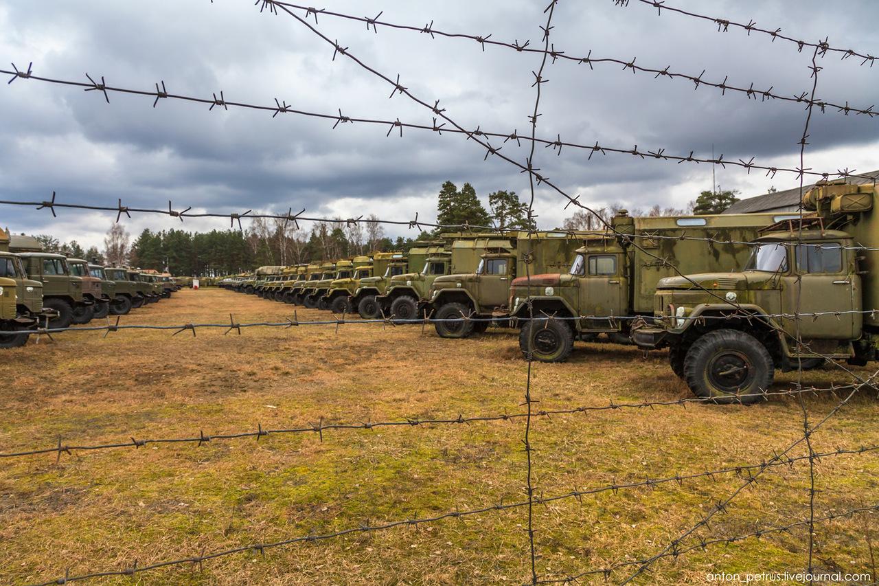 Купить спецтехнику с военной консервации спецтехники продажа в москве