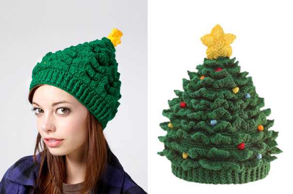 креативные зимние шапки