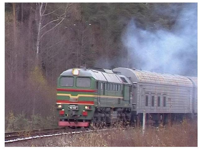 ядерные поезда