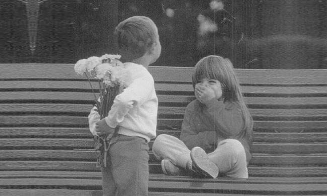 Дети говорят о любви