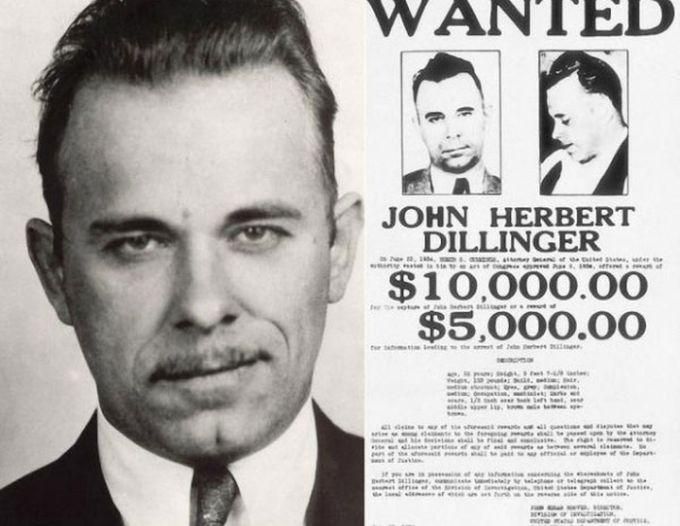 Самые знаменитые грабители банков
