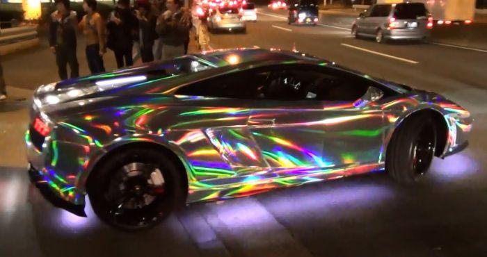 Съезд владельце Lamborghini