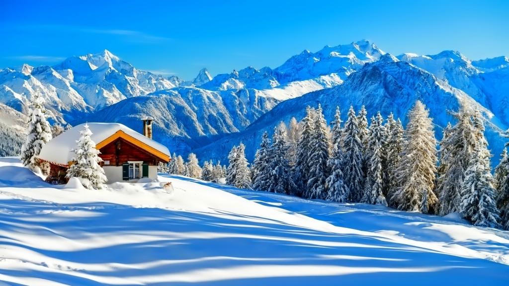 картинки рабочего стола зима природа № 264664 без смс