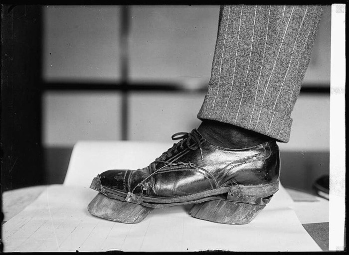 Необычная американская обувь
