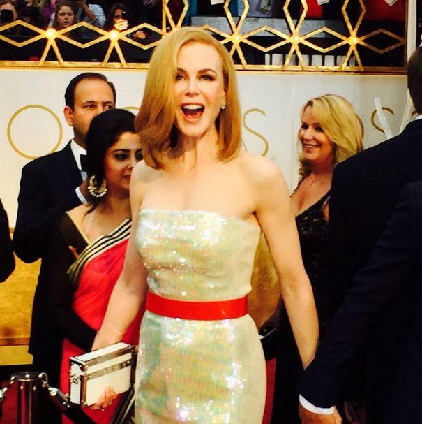Оскар-2015 в Instagram