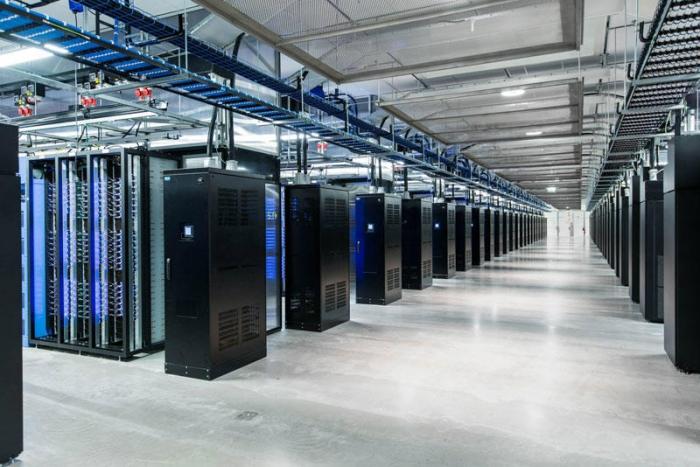 Центр обработки данных Facebook