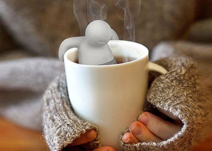 Самые креативные ситечки для чая