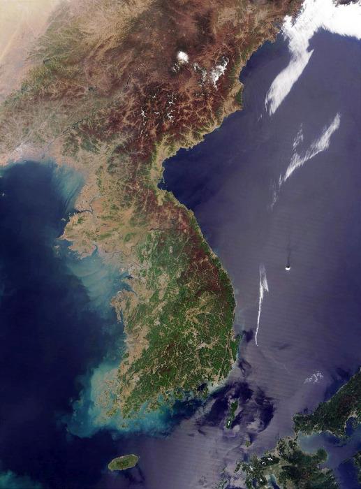 Сельскохозяйственная катастрофа в Северной Корее