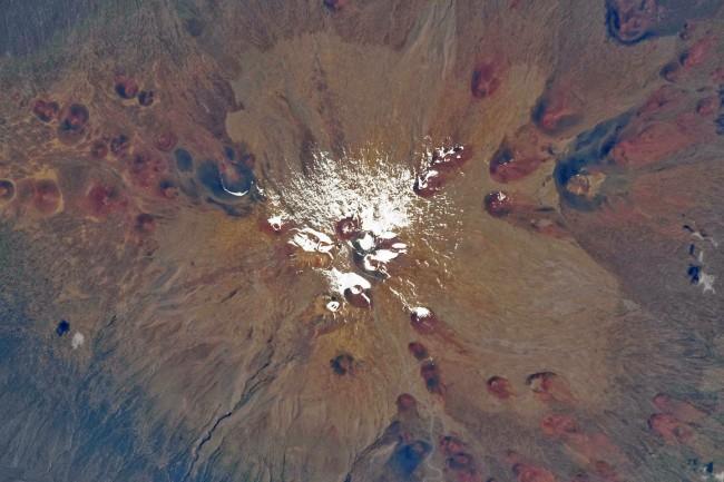 10 фактов о вулканах