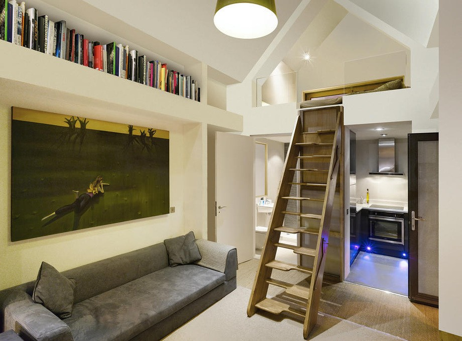 Дизайн малогабаритного дома