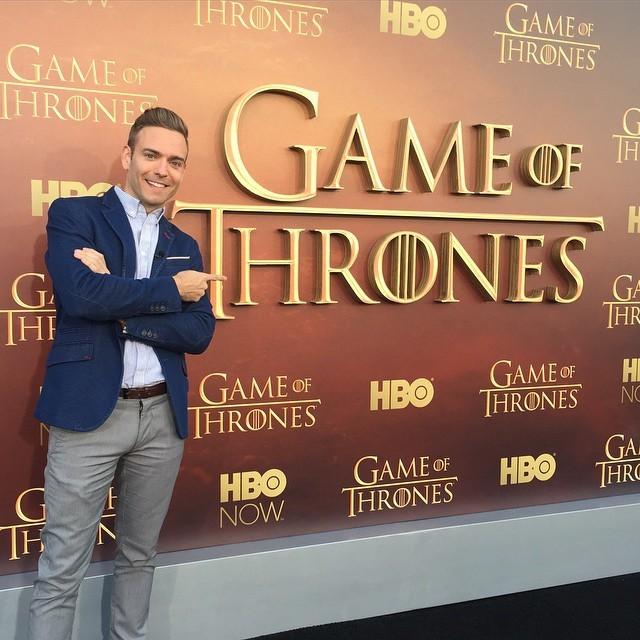 Премьера пятого сезона «Игры престолов» в Сан-Франциско