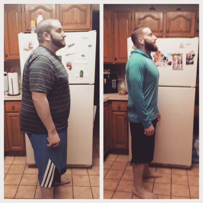 Люди, которые смогли похудеть