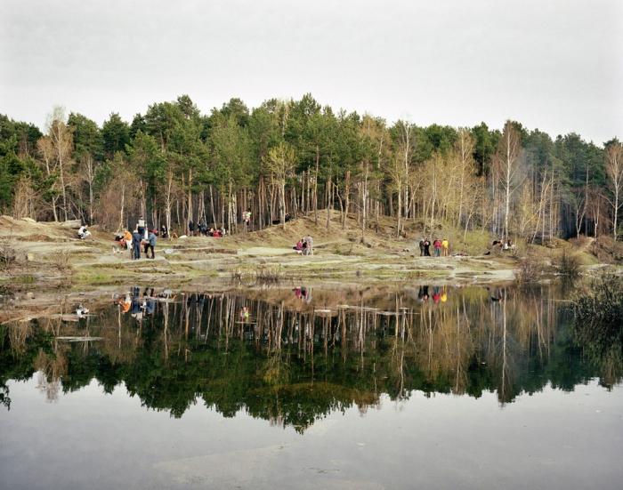 Россия в фотографиях Саймона Робертса