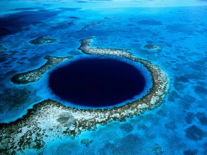 Невероятные геологические образования Земли