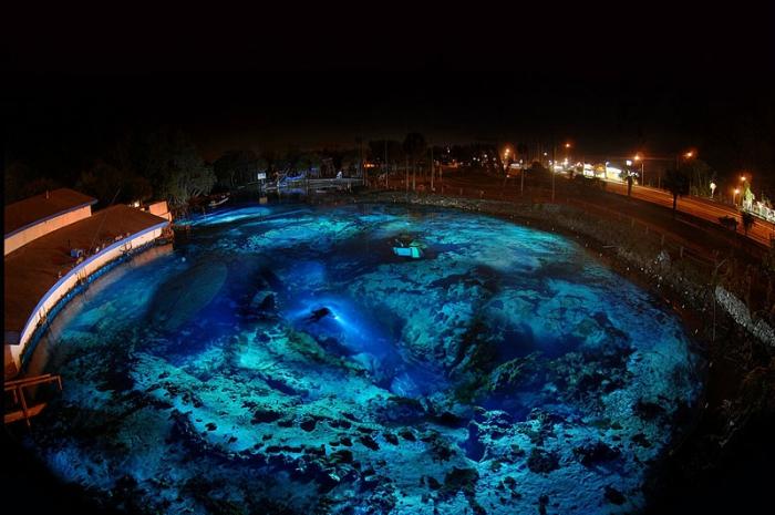 Красивейшие подводные пещеры