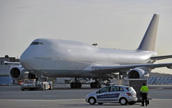 Роскошный Boeing 747 за 600 миллионов долларов