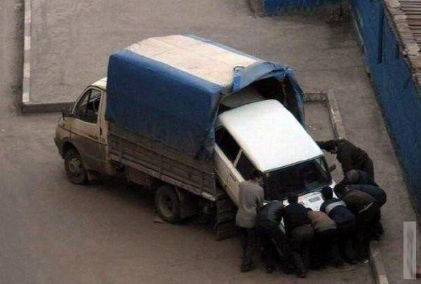 Такое возможно только в России