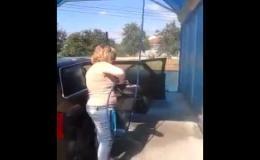 Дал жене помыть машину