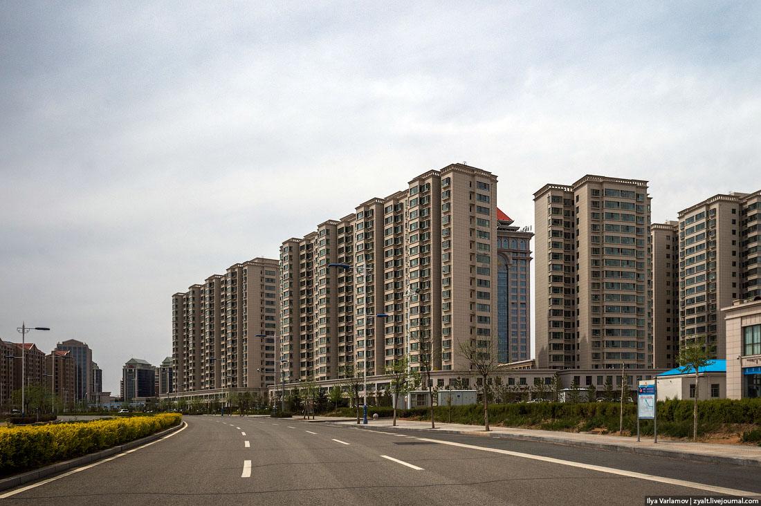 Картинки городов призраков в китае