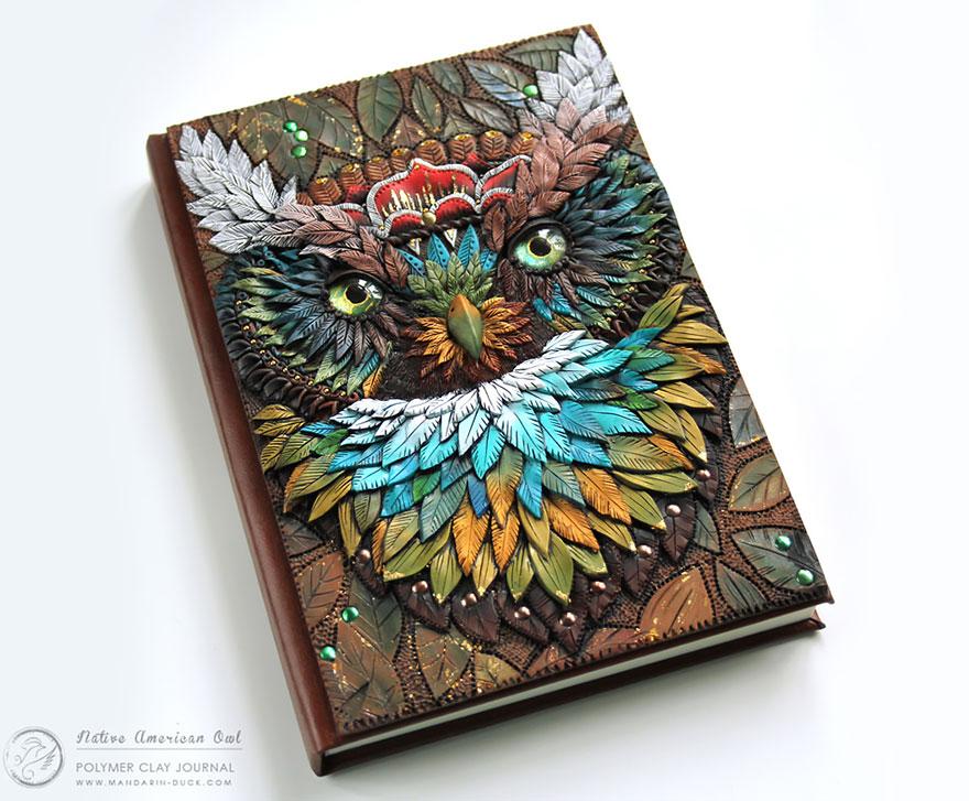 Красивая обложка для книг своими руками