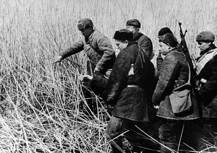 Эмоциональные фотографии времен Великой Отечественной войны