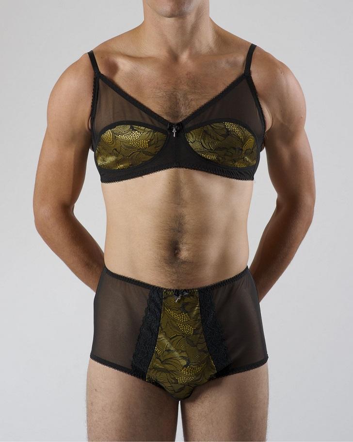 Фото мужчина женском белье вакуумные упаковщики indokor ivp настольные