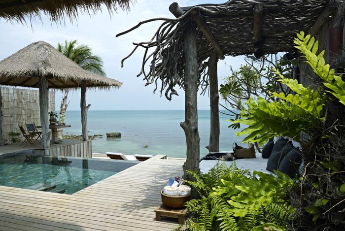 Австралийка превратила заброшенный остров в Камбодже в люксовый курорт