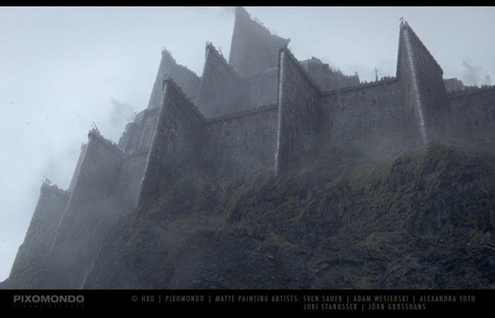 Визуальные эффекты сериала «Игра престолов»