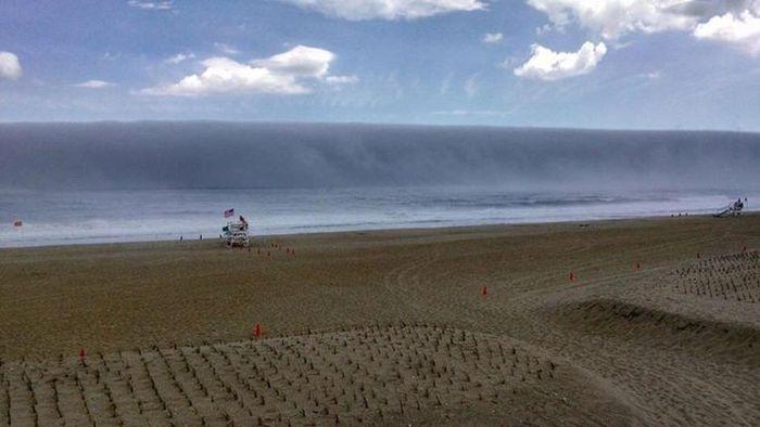 Обманчивое цунами