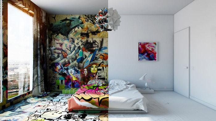 Креативная комната
