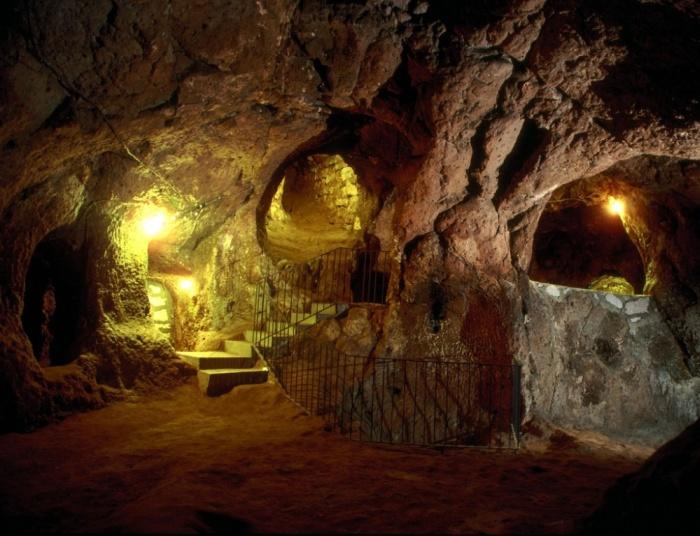 В Турции при ремонте был обнаружен древний город