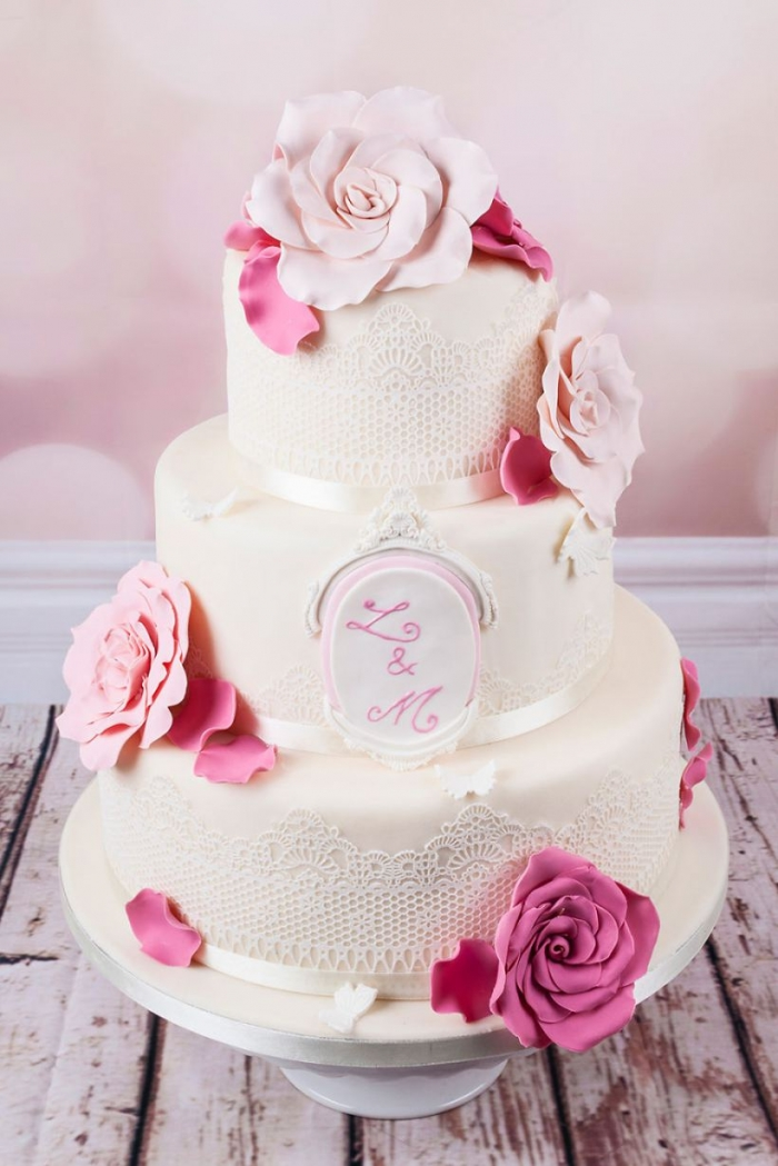 Свадебные торты от Grace Couture Cakes