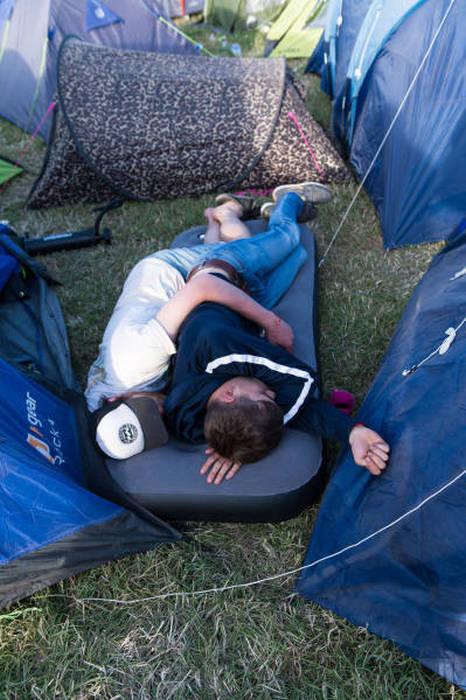 В Великобритании прошел музыкальный фестиваль Гластонбери-2015