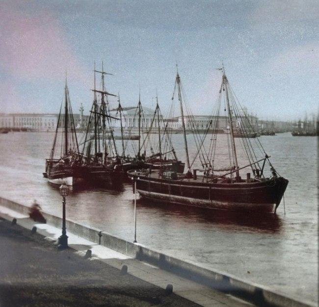 Архивные фотографии Санкт-Петербурга