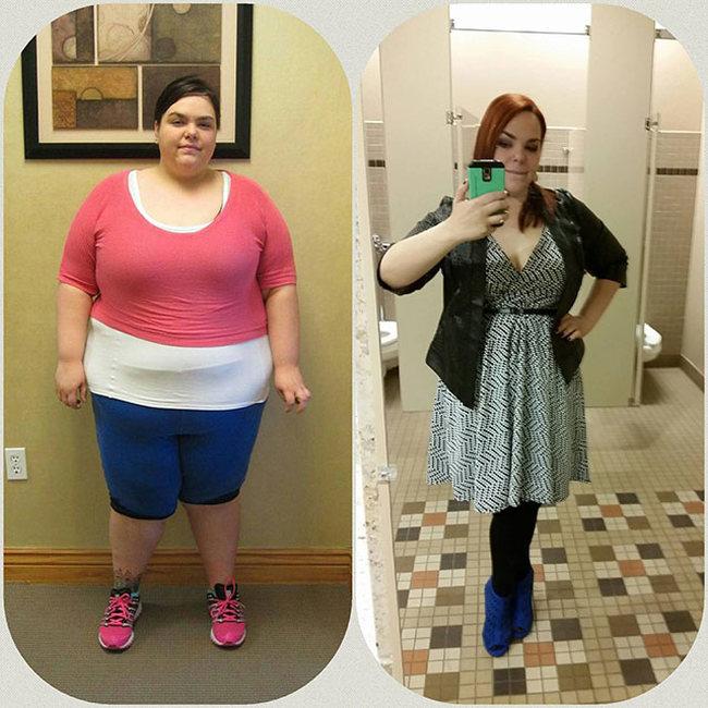Успехи Фото Похудели. Невероятные истории похудения людей с фотографиями до и после