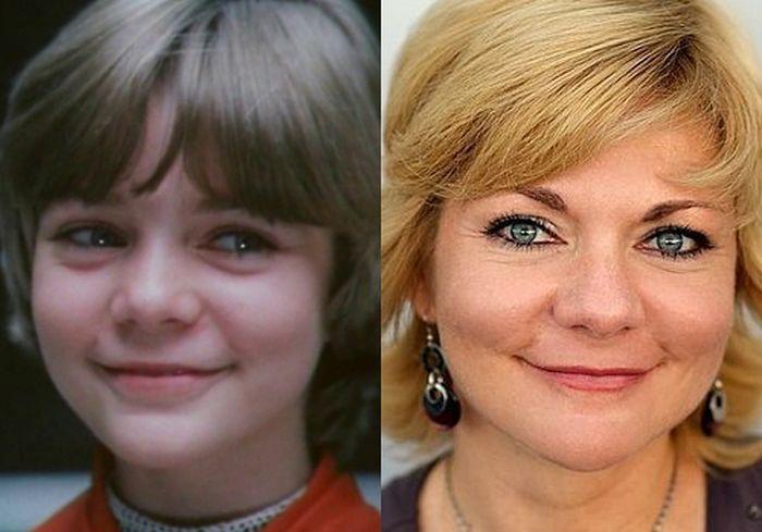 Актеры фильма «Гостья из будущего» : 31 год спустя
