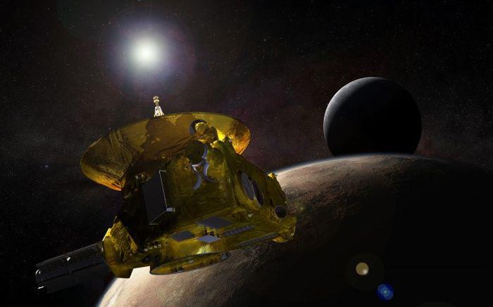 Интересные факты о зонде «Новые горизонты»
