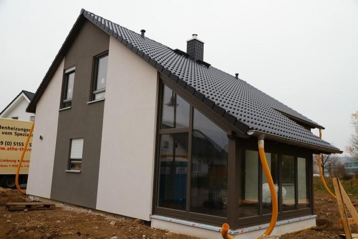Строительство дома подробный фотоотчет