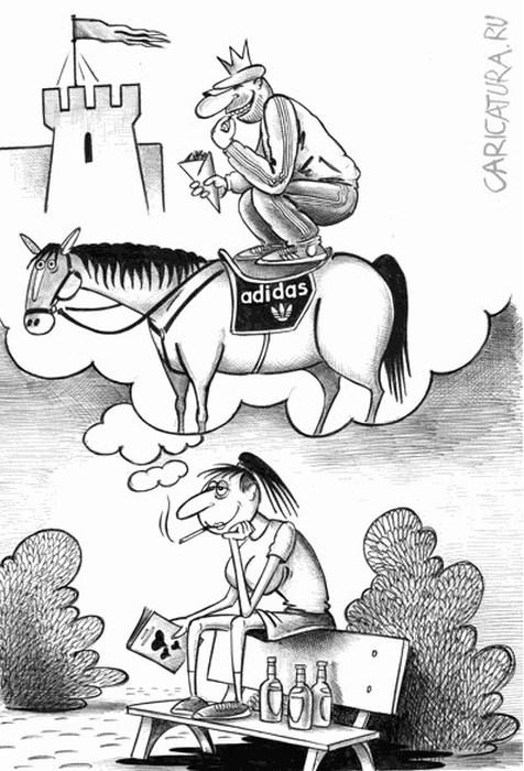 Карикатуры от Сергея Корсуна