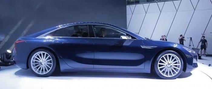 Экологически чистый автомобиль Youxia X