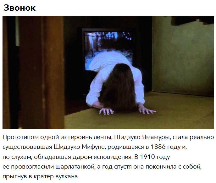 Любопытные факты об известных фильмах ужаса