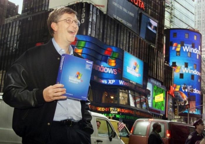 Успехи и провалы Microsoft за 40 лет