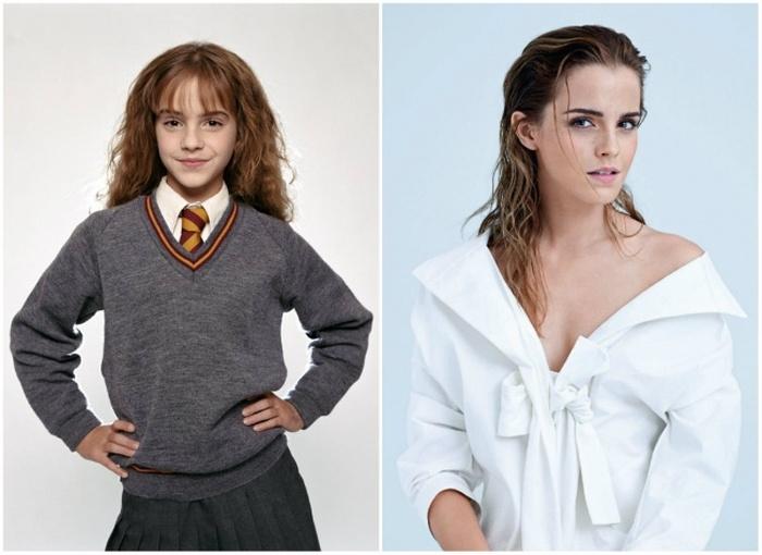 Актеры нашего детства тогда и сейчас