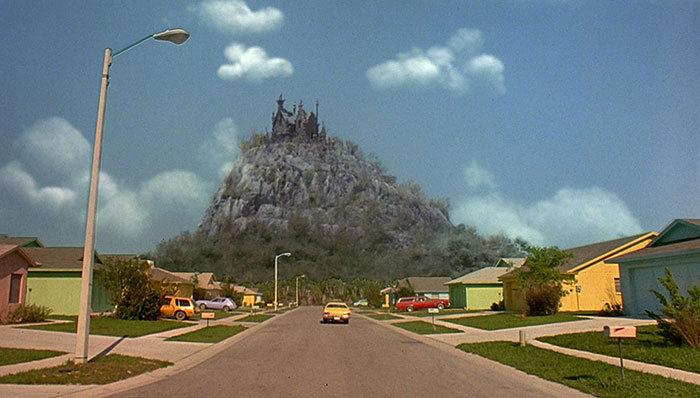 Город из фильма