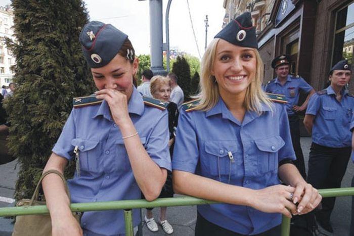 Веселые обращения в полицию