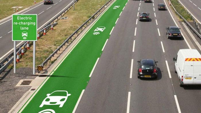 «Электрические» дороги могут появится в Великобритании