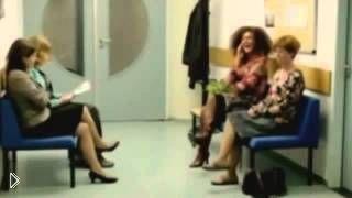 Конфликт между девушками в очереди к психиатру